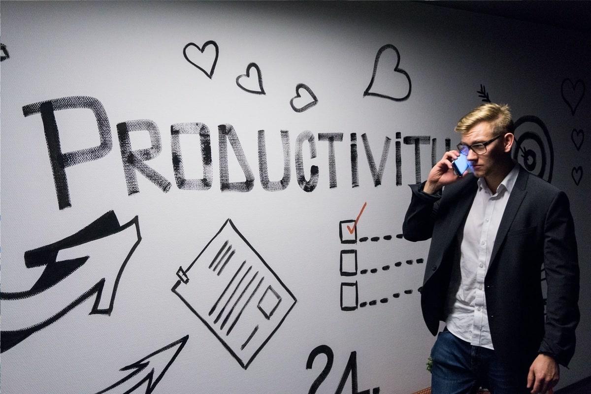 gain de productivité